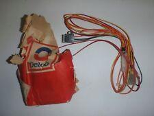 NOS GM DELCO Power Antenna Harness & Switch 1984-1987 Corvette NEW 84 85 86 87