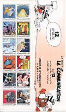 STIMP / TIMBRE CARNET NEUF NON PLIE 1988 ** BANDES DESSINEES N° BC2515 COTE 12 €