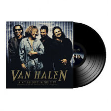 AIN'T NO LOVE IN THIS CITY  by VAN HALEN  Vinyl Double Album  PARA275LP live