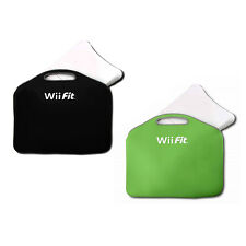 Wii Fit Balance Board Storage & Protection Reversible Green Black Neoprene Tote
