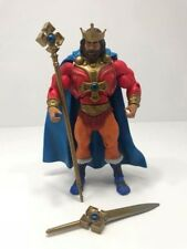 MOTUC Motu King Randor Figure Masters of the Universe Classics Complete