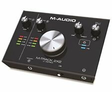 M-Audio*M-Track 2X2+WARRANTY*2-in/2-out USB Audio Interface MTRACK FREE SHIP