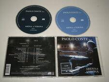 Paolo Conte/Live Arena di Verona (Atlantic/5051011130427) 2xcd album