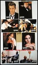 SUSPICION - Bellucci,Hackman,Freeman - JEU DE 8 PHOTOS / 8 FRENCH LOBBY CARDS