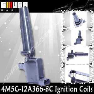 Ignition Coil fit 04-05 Mazda 3 S Sedan / Hatchback 4D 2.3L 4M5G-12A366-BC