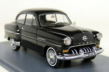 NEO 1/43 Scale - 43736 Opel Olympia Limousine 1954 Black Resin Model Car