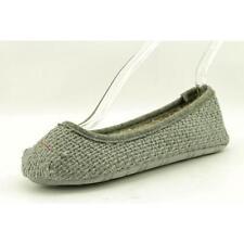 37 Pantofole da donna grigia