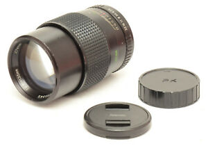 JCPenny Coated Optics 135mm F2.8 Lens For Pentax K Mount! Good Condition!