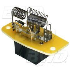 HVAC Blower Motor Resistor Rear BWD RU1013