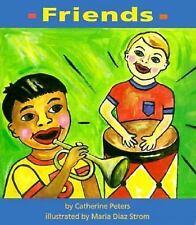 Little Reader: Friends (My World Little Readers)