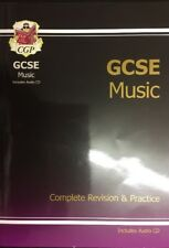 GCSE Music Complete Revision & Practice With Audio CD (A*-G Course) 2006-2016