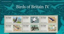 GB 2011 BIRDS OF BRITAN 4 POST AND GO STAMPS PRESENTATION PACK P&G FS21 SEE #21