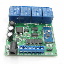 4Ch Bluetooth Android Mobile Remote Control Relay Module 5-24V BBC