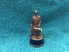 Franklin Mint Civil War Chess Piece- Union Bishop- William Tecumseh Sherman
