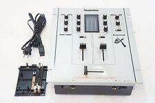 Technics SH-EX1200 S /w Spare Fader Silver DMC World Standard DJ Mixer WorldShip