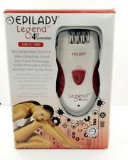 Epilady Legend 4th Generation Rechargeable Epilator Hair Removal EP81033A NIB