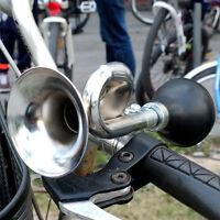 Fahrrad Klingel Glocke Hupe Hörn Klingel Fahrradhorn Radfahren Aluminum NEU