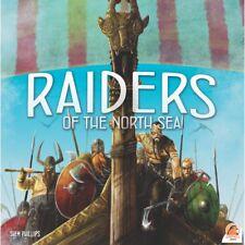 Renegade Game Studios Rgs00585 Raiders of The North Sea Board