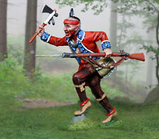 Collectors Showcase American Revolution Cs00891 Iroquois Indian Running Mib