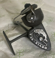 Vintage Orvis 50A Spincast Reel, Fully Functional, All Original, Made In Italy