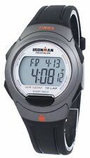 Timex Sports Ironman Triathlon 10 Lap Indiglo Digital T5K607 Mens Watch