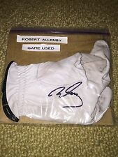 Pga Robert Allenby Autograph Game Used Golf Glove