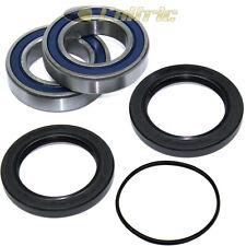 Rear Wheel Ball Bearings Seals Kit Fits YAMAHA WARRIOR 350 YFM350 1997-2004