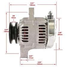 12V MINI ALTERNATOR 1-WIRE Farmall Cub A B C H M IH John Deere Oliver Generator