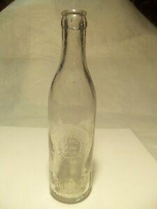 RARE 1910s Straight-Side/Sided CHRISTO COLA SODA BOTTLE GRAHAM, NC / N.C. nice