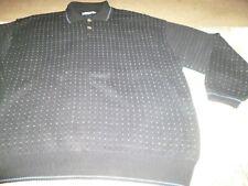 Cypress Links men's shirt x-large Golf Wear polo geometric