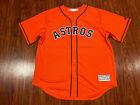 Внешний вид - Majestic Cool Base Men's Houston Astros Orange Jersey Extra Large XL MLB