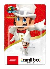 Nintendo Wii U 3DS Switch Amiibo Mario Wedding Style Game Accessory Japan