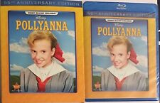 Pollyanna (Blu-ray 2015 55th Anniversary Disney Movie Club) NEW W/ Slipcover