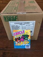 24 pounds of Chiclets Chicle Chew gum for bulk vending candy gumball machines