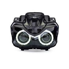 KT Angel Demon Eye HID Projector Kit Headlight Assembly for Kawasaki Z900 2017+