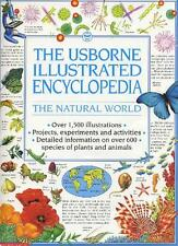 The Usborne Illustrated Encyclopedia the Natural W
