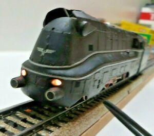 Märklin 3094 H0 Power Line Locomotive Black Br 03 1051 D. DRG Tested