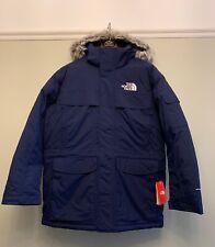 North Face Men's McMurdo Parka Jacket, Montague Blue, L, New With Tag's RRP £400