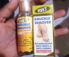 RWT KNUCKLES REMOVER INSTANT DARK KNUCKLES ELBOW FEET REMOVER BETTER THAN FLORIS