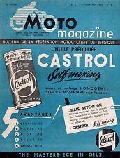MOTO MAGAZINE 13 AOUT 1953