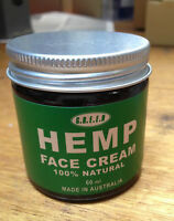Hemp Face Cream  60ml G.R.E.E.N Hemp Face Lotion Made in Australia