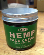 Hemp Face Cream  60ml G.R.E.E.N Hemp Face Lotion Made in Australia