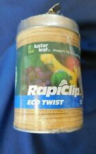 Luster Leaf Rapiclip Eco Twist ~325'