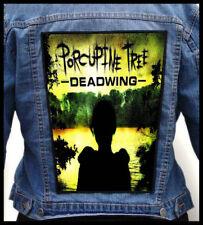 PORCUPINE TREE - Deadwing  --- Huge Jacket Back Patch Backpatch