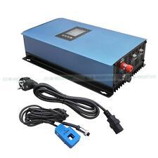 1000W Solar Grid Tie Inverter w/ Limiter Wechselrichter Mppt Function DC22-65V