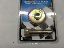 SBC /CRANK BALANCER BOLT & WASHER  # 945G