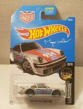 Hot Wheels Porsche 934 Turbo Rsr Nightburnerz New 2017 Magnus Walker