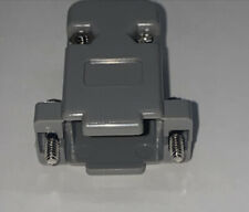 (138) DB9 D-SUB 9 Pin RS232 Serial Port Plastic Hood Cover Shell For Connector