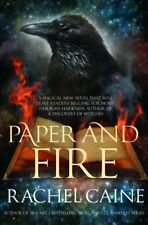 Paper and Fire (Novels of the Great Library) by Rachel Caine, NEW Book, (Paperba