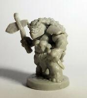 1x ARMORBACK BARBARIAN - BONES REAPER figurine miniature rpg lost valley 44064
